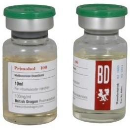 Primobol 100, Methenolone Enanthate, British Dragon