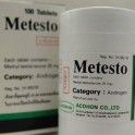 Metesto, Methyltestosterone, ACDHON