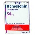Hemogenin, Oxymetholone, Aventis