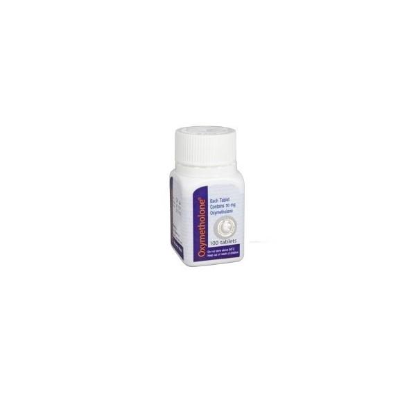 Oxymetholone sg 50mg capsules