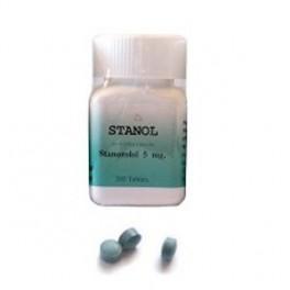 Stanol, Stanozolol, Body Research