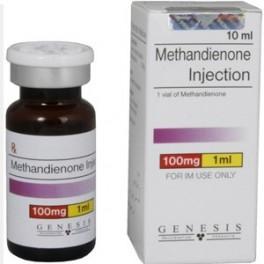 Methandienone Injectable, Methandienone, Genesis