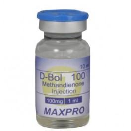 D-Bol 100, Methandienone, Max Pro