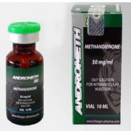 Andrometh 50, Methandienone, Thaiger Pharma