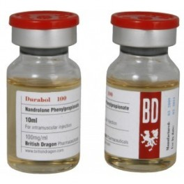 Durabol 100, Nandrolone Phenylpropionate, British Dragon