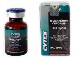 Cytex 250, Testosterone Cypionate, Thaiger Pharma